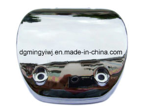 Die Casting Aluminum Alloy for Baby Carriage Accessory (AL44) Made in Guangdong