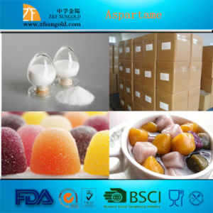 High Quality Food Agrade Sweetener Aspartame