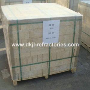 Sk38 Standard Size Refractory Kiln Bricks for Sale pictures & photos