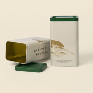 Square Tea Gift Packaging Box pictures & photos