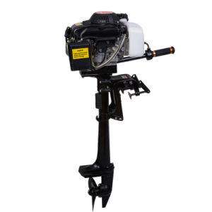 Air Cooled 4-Stroke 3.6HP Outboard Boat Motor pictures & photos
