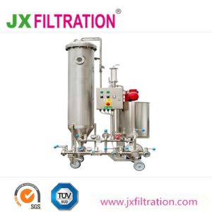 Diatomite Stainless Steel Candle Filter for Beverage pictures & photos