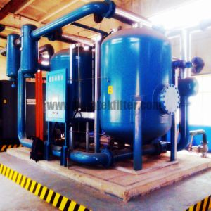 Compression Heat Regenerated Desiccant Air Dryer (BCAD-1300)