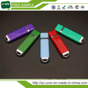 OEM Plastic Lighter USB Pen Drive with Ce / RoHS