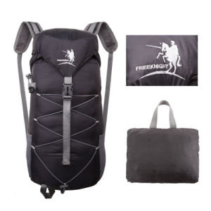 32L Foldable Waterproof Nylon Outdoor Sports Backpack Bag (YKY7288) pictures & photos