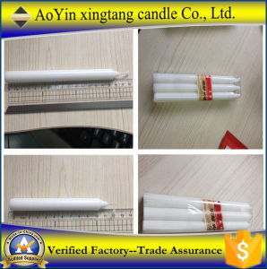 High Quality Wax White Candle to Africa Market/ China Manufacturer pictures & photos