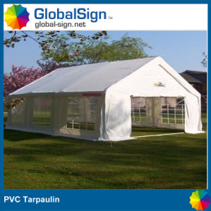 PVC Coated Tarpaulin for Awnings pictures & photos