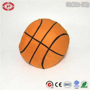 Basketball Orange Color Stuffed Foam Beads Soft CE Toy pictures & photos