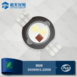ISO9001-2008 Factory OEM Accepted 6 Pins 3W RGB LED pictures & photos