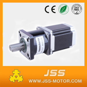 High Quality Geared Stepper Motor NEMA 23 pictures & photos