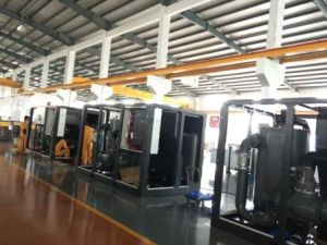 A/C Rotary Screw Air Compressor with Competitive Price pictures & photos