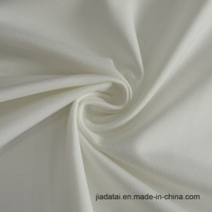 Polyester 83 Spandex 17 Elastic Soft Recycled Fabric for Swimsuit