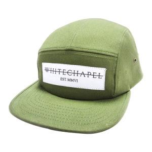 8c600822f8c06 China Custom Flat Bill 5 Panel Wholesale Camper Hats - China Nylon ...