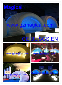 Inflatable Party Tent/Exhibition Tent with LED (MIC-797) pictures & photos