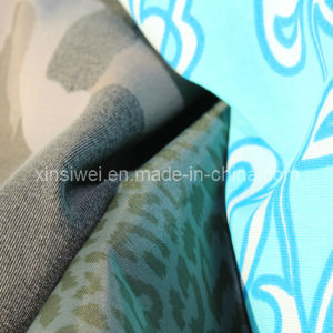 Printed Nylon Fabric pictures & photos