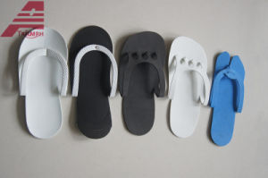 Dispossible EVA Slippers for SPA/Hotel pictures & photos