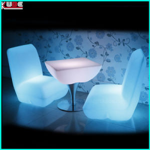 LED Bar Tables and Chairs LED Lighting Bar Chair pictures & photos