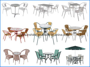 Aluminum Table and Chair (XY-701) pictures & photos