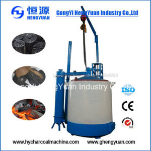 Low Consumption Wood Charcoal Carbonization Machine