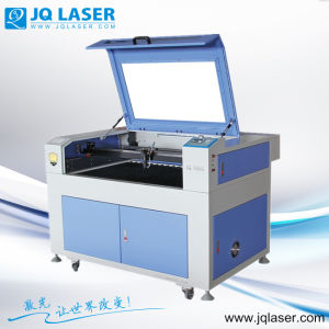 CNC Small Wooden Engraving Machine with CO2 Laser pictures & photos