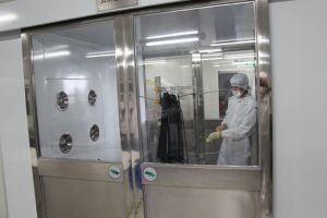 Materials Airshower for Caogos and Workers Entered Cleanroom