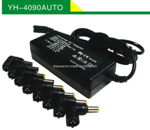 Automatic Laptop Power Adapter Universal 90W