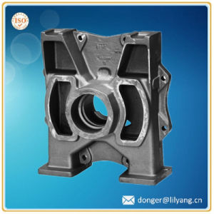 Sand Casting Grey Iron Pump Part, Suction Body