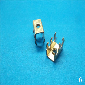2mm Small U-Type Spade Lug Battery Terminal pictures & photos