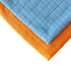 High Quality Microfiber Cleaning Cloth Microfiber Towel Microfiber Cloth for Cleaning (4003) pictures & photos