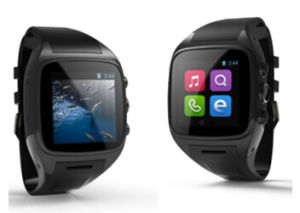 3G WCDMA Smart Watch Phone with 3.0 MP Camera