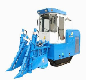 High Efficiency Sugarcane Harvester / Sugarcane Cutter