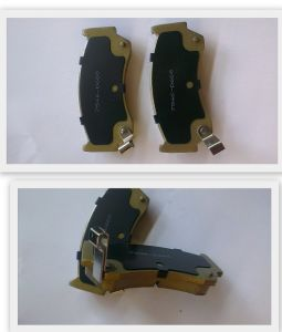 Brake Pads D668 for Nissan Almerai