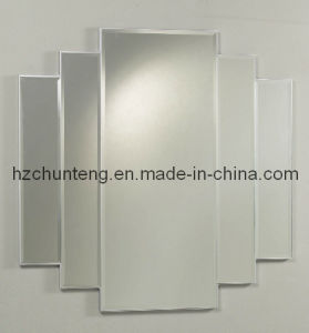 Silver Mirror Tile (CT-17)