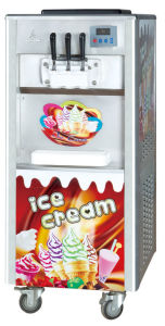 Floor Type Icecream Machinery (BQL-850) pictures & photos