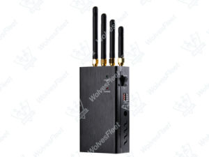 Handheld Cellphone and WiFi Jammer Wf-121A pictures & photos