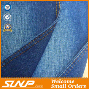 Cotton Twill Denim Fabric for Jean/Jacket