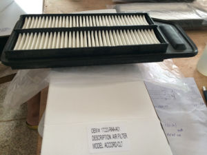 Air Filter Use for Honday Car (OEM 17220-RAA-A01)