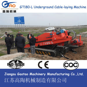18t Trenchless Borehole Drilling Rig Machine pictures & photos