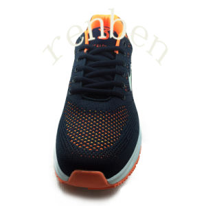 New Arriving Men′s Fashion Sneaker Shoes pictures & photos