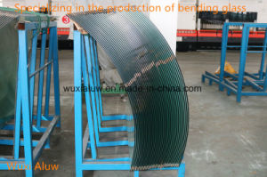 Good Quality Bent Glass for Building