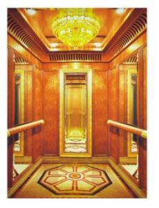 Luxury Elevator with ISO9001
