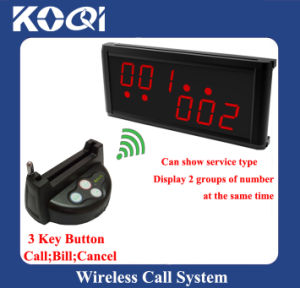 Wireless Ordering System for Restaurant Hospital Bar KTV pictures & photos