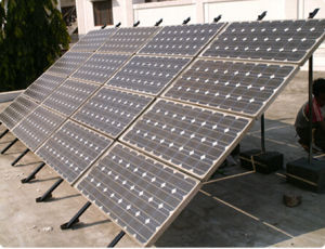 Long Life & Cheap 1500W Solar Energy System