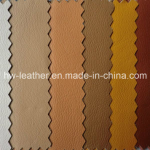 Hot Sell PU Leather for Garment (HW-1285) pictures & photos