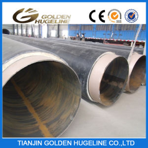 3PE Coated ASTM A53 Seamless Steel Pipe Manufacturer pictures & photos