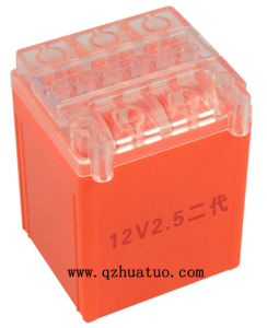 Best-Selling Gel Motorcycle Battery Container with High Quality