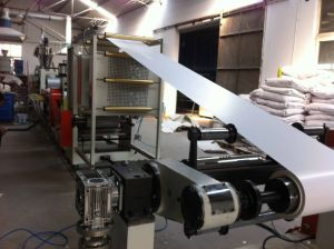 PVC Edgeband Sheet Production Line pictures & photos