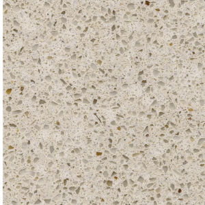 Fantasy Kf-216 Granite Color Solid Kitchen Surface 3200*1650mm Engineered Quartz Stone Slab