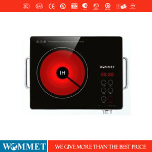 Ceramic Cooker with Single Burner
