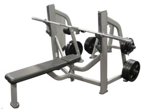 Fitness/Fitness Equipment/Commercial Olympic Flat Bench